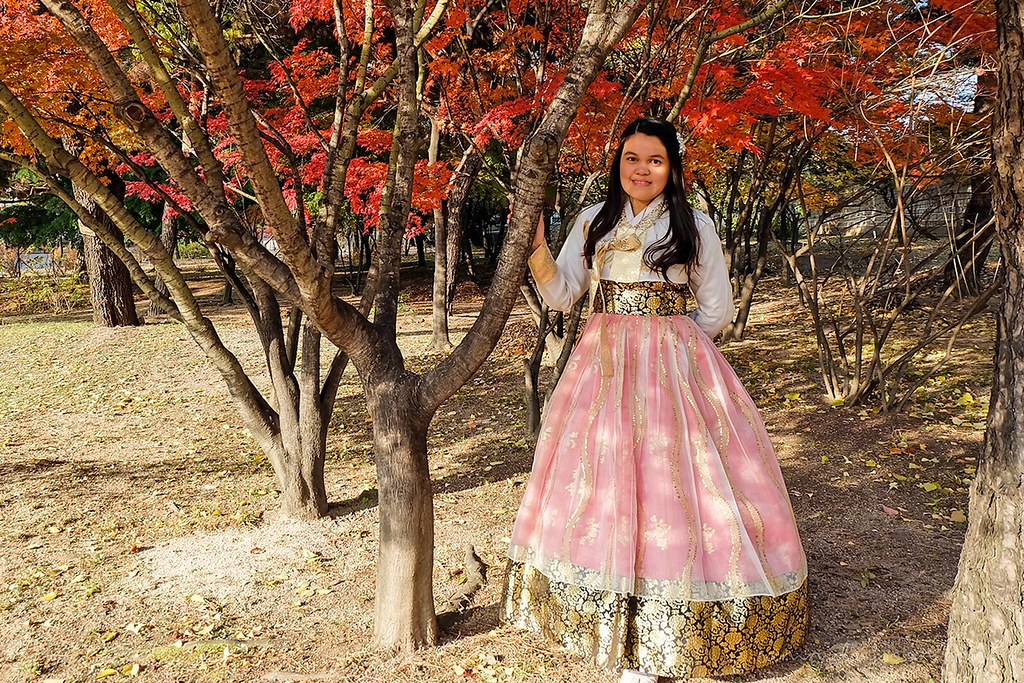 autumn_korea_hanbok