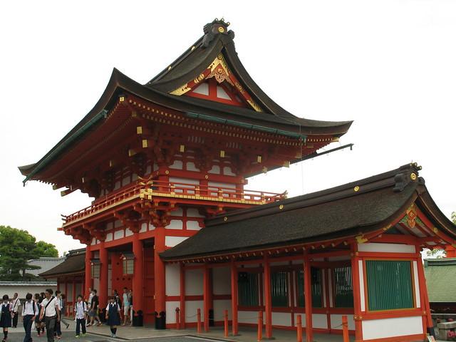 Fushimi Inari Taisha 8