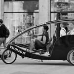 Taxi milanais