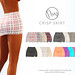 Neve - Crisp Skirt - All Colors
