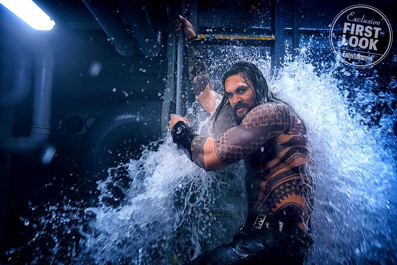 Aquaman stills