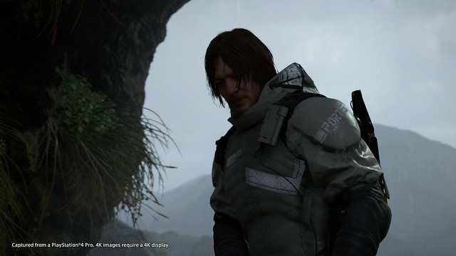 #E32018 Death Stranding Screenshots