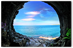 The Ocean Door