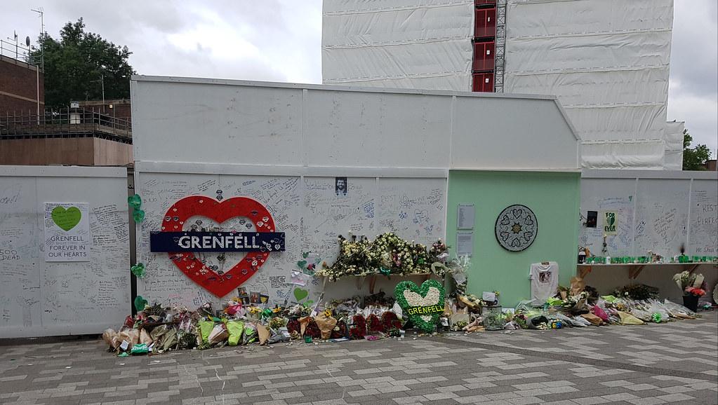 Grenfell, London