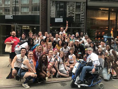 NYC Pride Parade 2018