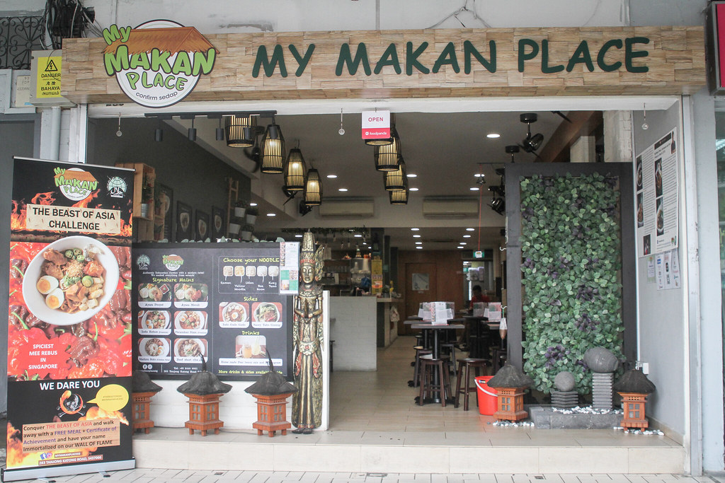 My Makan Place Storefront
