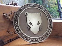 Fuel Rat Plaque