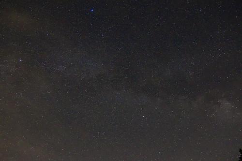 night sky stars longexposure nighttime milyway bigrift astronomy planets afton tennessee 2016 allrightsreserved