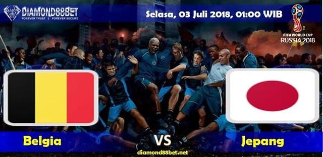 Prediksi Bola Belgia vs Jepang ,Hari Selasa, 03 Juli 2018 – Piala Dunia