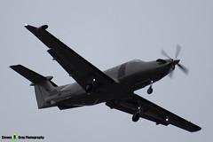 LX-JFY - 1542 - Jetfly - Pilatus PC-12 47E - Luton M1 J10, Bedfordshire - 2018 - Steven Gray - IMG_7114