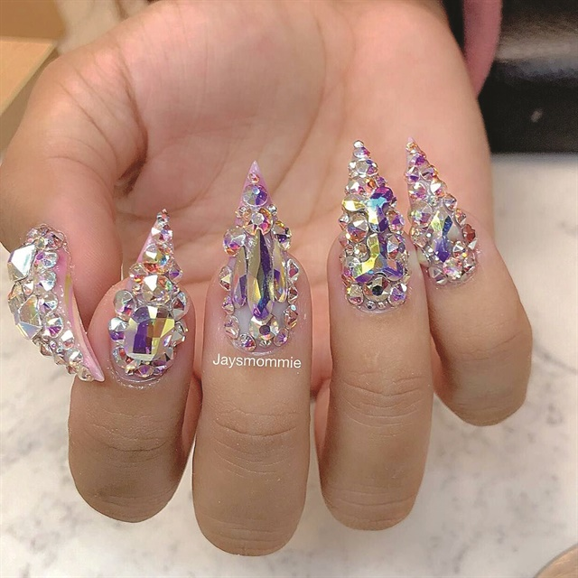 Latest Nail Art Ideas Gallery For Women Easy And Beautiful Designs