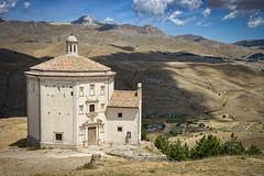 Chiesa di Santa Madonna della Pietà (Calascio) Abruzzo