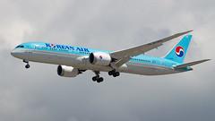Boeing 787-9 Dreamliner HL8085 Korean Air Lines