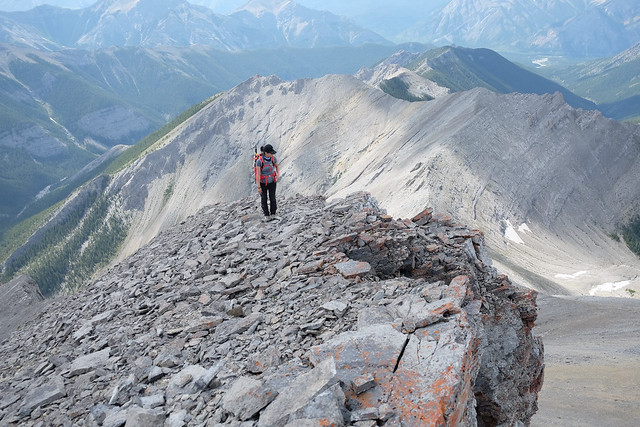 Scrambles - Tiara Peak-13