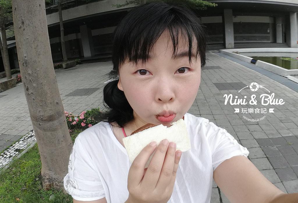 鐵三角三明治  台中逢甲美食小吃01