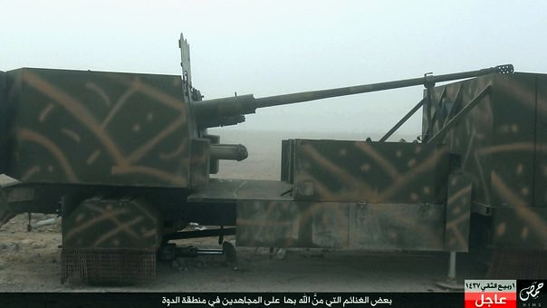 57mm-S-60-truck-SAA-captured-by-ISIS-near-palmyra-2016-snn-1