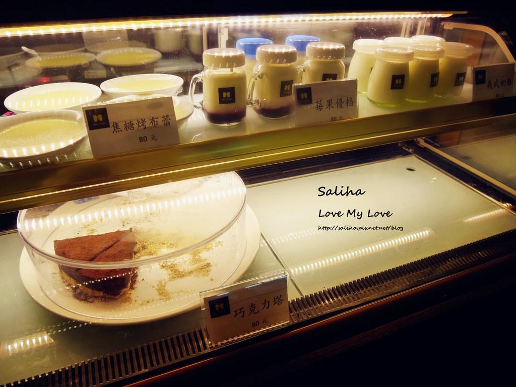 台北松山南京三民站餐廳Muse Cafe繆思咖啡好吃蛋糕