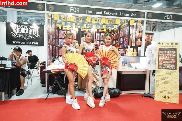 20180629 2018第三屆台北世界紋身菁英博覽會