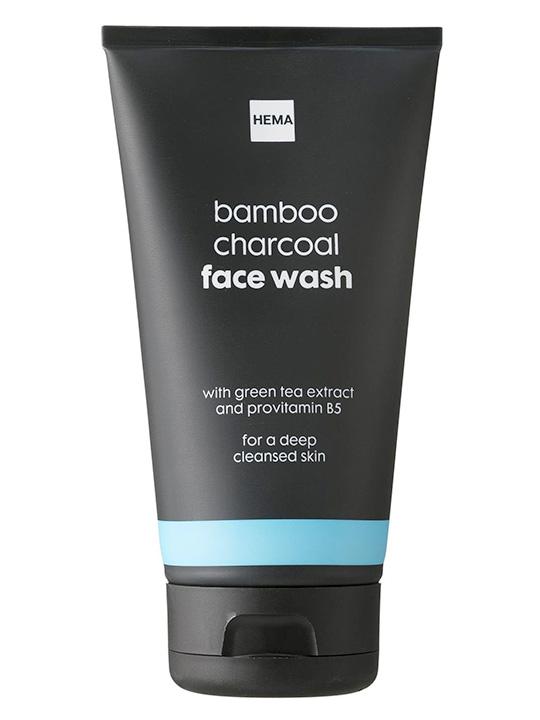 Bamboo Charcoal Face Wash