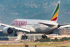 Ethiopian B787-8 ET-ATK
