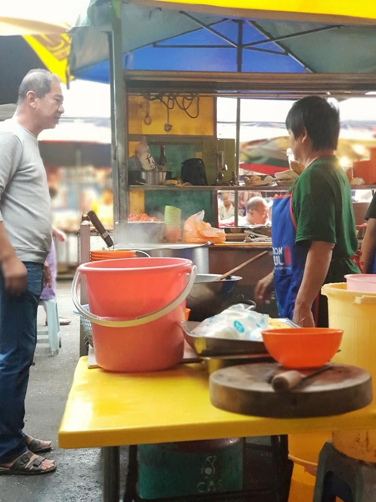 @ 荣记云吞面 at Morning Market SS2