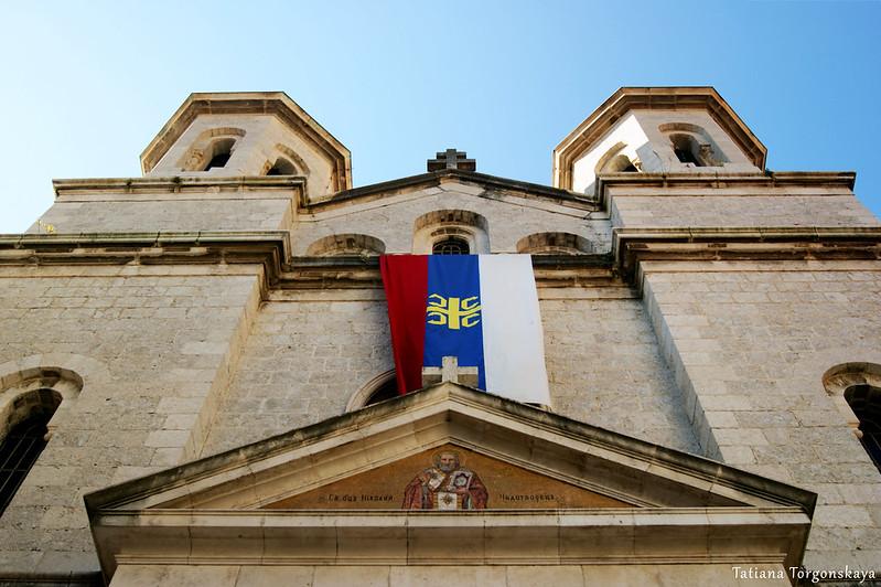 Фасад церкви Св.Николая