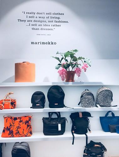 marimekko flagship store, stockholm, sweden, may 2018