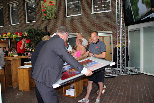 afscheid wethouders PietPanis en AdVanBeek 20180525 (1)