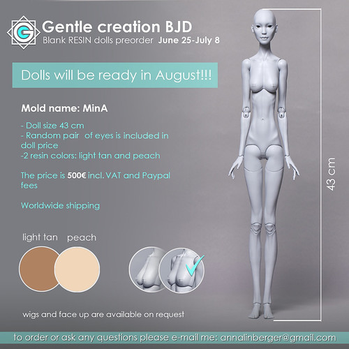 mina_resin_preorder1 | by Gentle creation