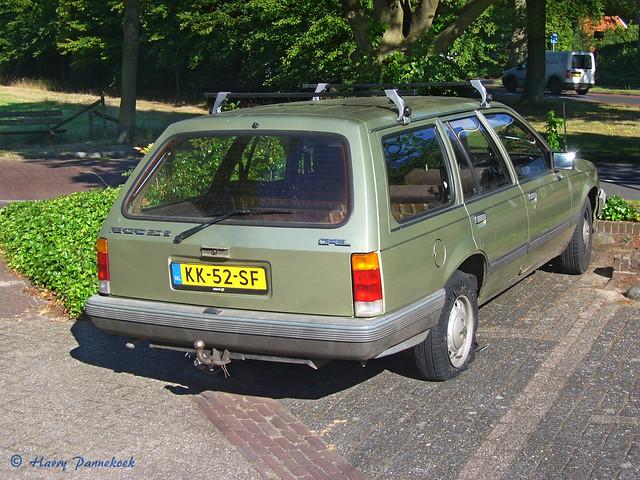 Opel Rekord Caravan 2.0S, Panasonic DMC-LS1