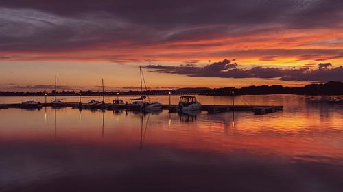 Lough Ramor Sunset (explored)