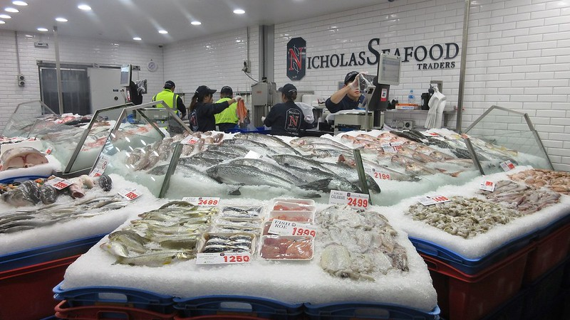 Sensational Sydney Fish Market