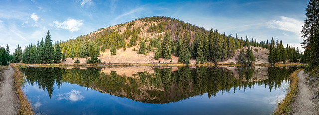 Lake Irene Panorama, Canon EOS 5D, Canon EF 24-105mm f/4L IS