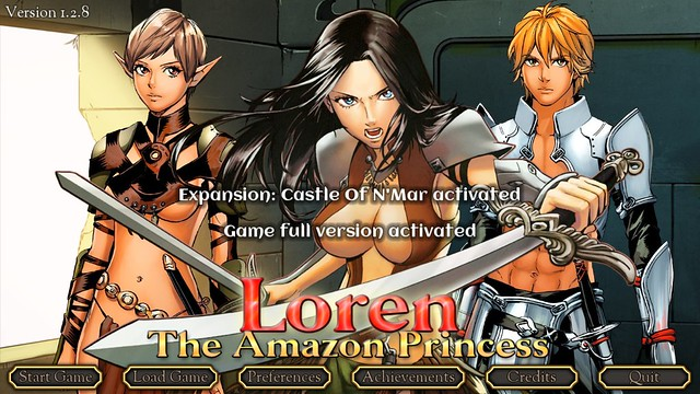 Loren The Amazon Princess - Uncensored Successfully