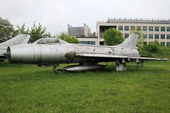 Sukhoi SU-7BKL Polish Air Force 807