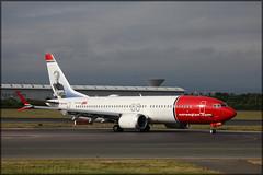 EI-FYA Boeing 737-8MAX Norwegian Air International