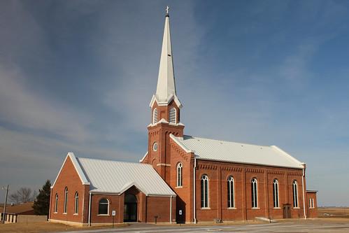 St. Joseph Catholic Church - Sinsinawa, WI