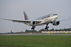 Airbus A330-243F A7-AFI — Qatar Airways Cargo