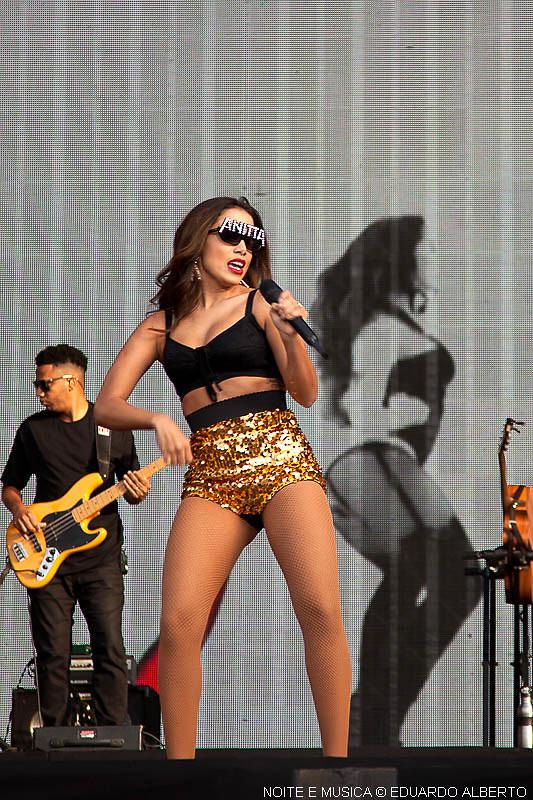 Anitta - Rock in Rio-Lisboa '18