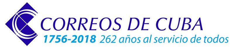 Correos de Cuba logo, 2018