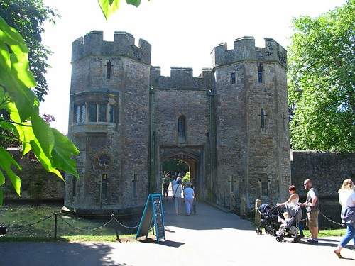Wells, Bishops' Palace & Garden