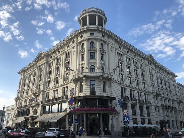 Bristol Varsovie
