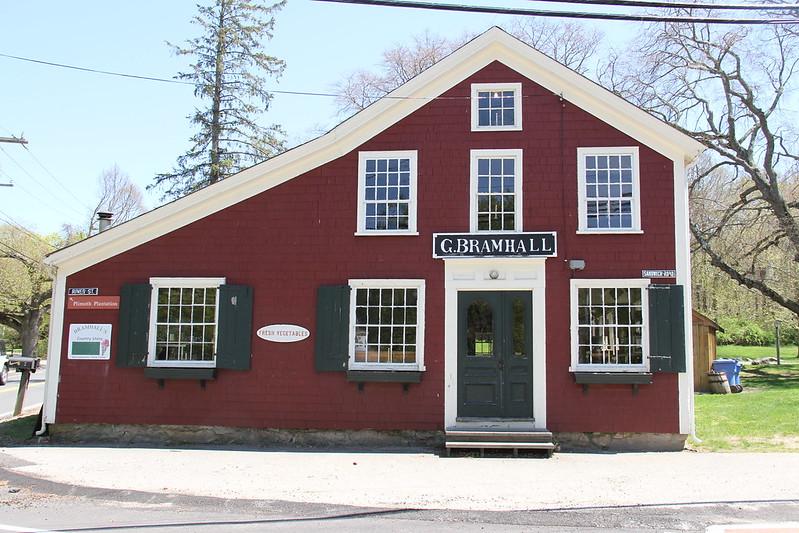 Bramhall's