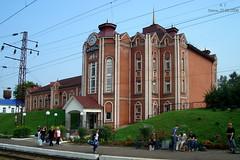 Станция Урень