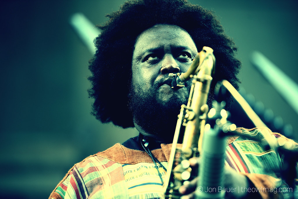 Kamasi Washington @ The Greek Theatre, Berkeley 7/12/2018