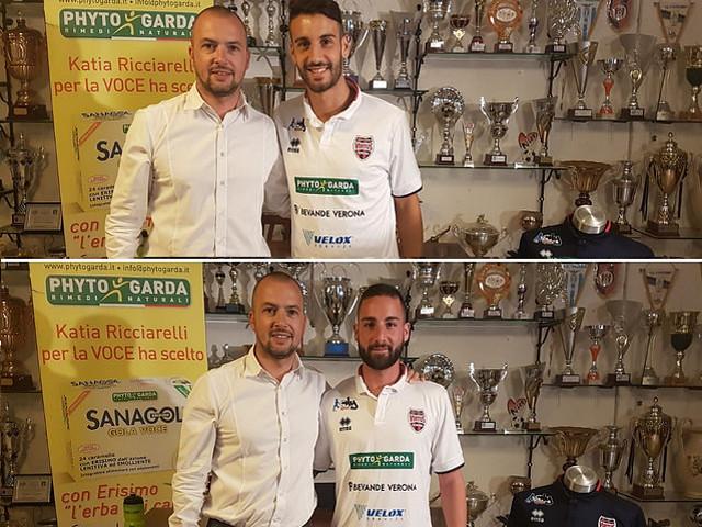 UFFICIALE: Grandolfo e Lancini alla corte di Gigi Fresco!