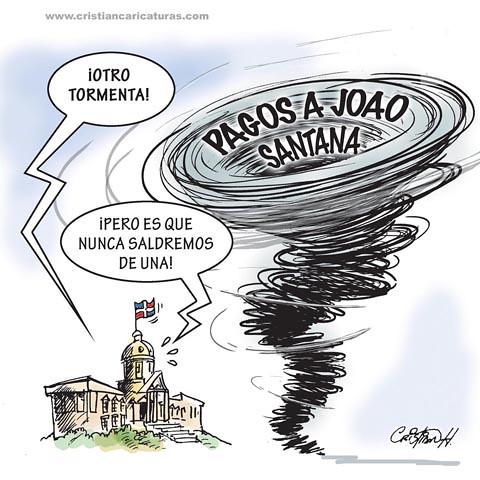 De tormenta en tormenta