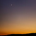 Setting Moon, Setting Sun . . . with Venus in Conjunction by LongInt57