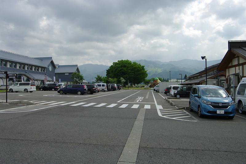 道の駅雪あかりと今泉記念館_201806