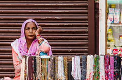 Necklace Seller